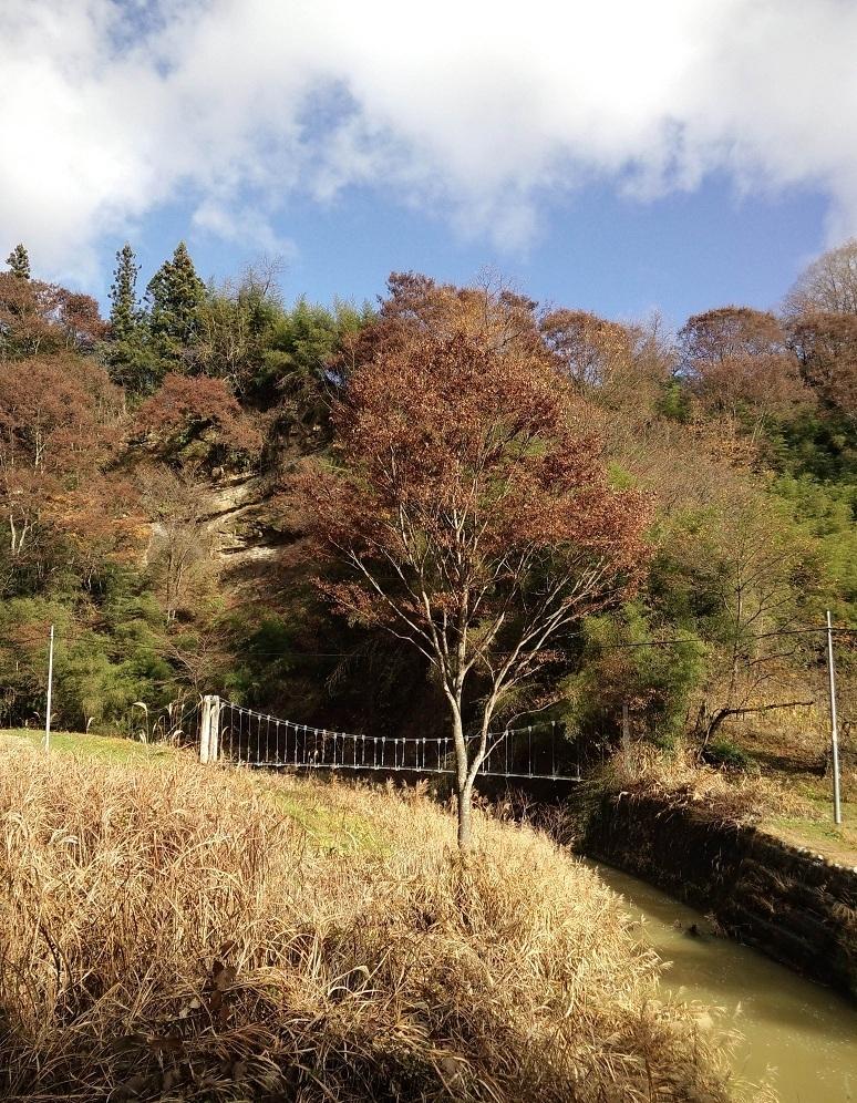 八坂2吊り橋