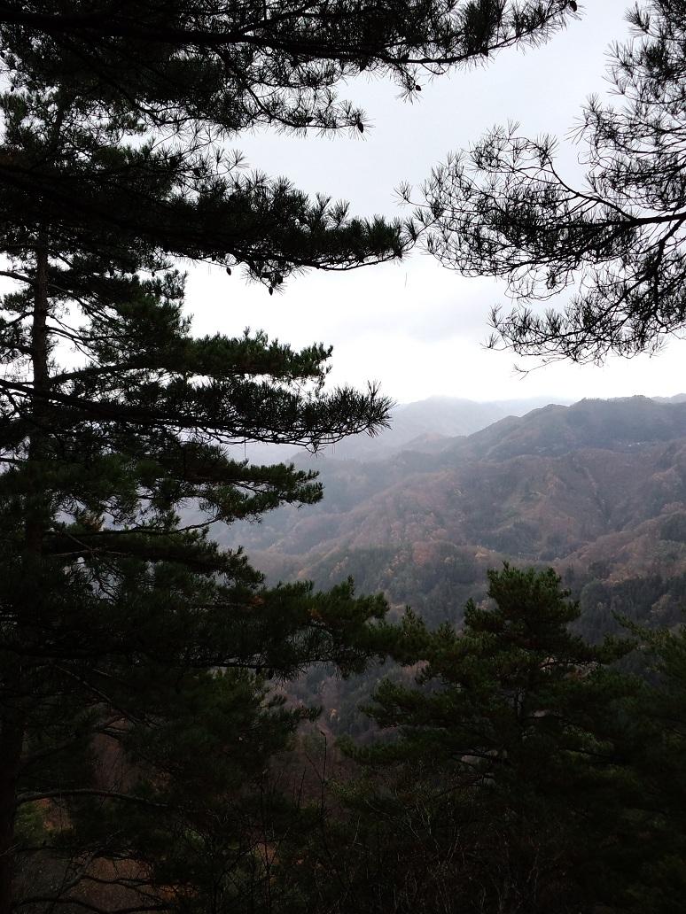 八坂2-08大姥山大穴からの景色