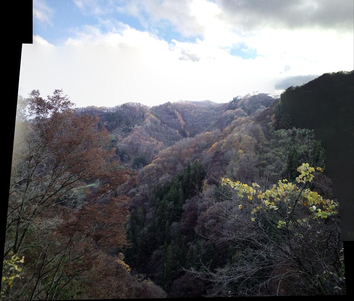 八坂廃村パノラマ_2