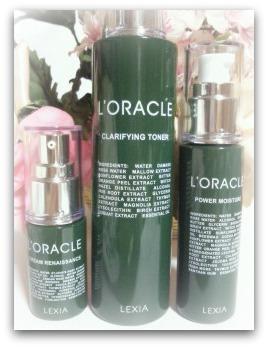 オラクル 化粧水&美容液&クリーム