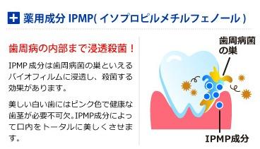 薬用成分 IPMP