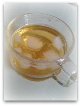茶流痩々 アイス