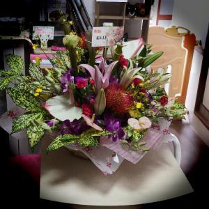 お祝いお花