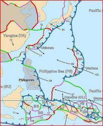 フィリピン海プレート