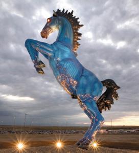 青ざめた馬