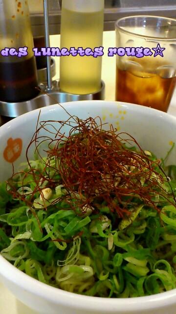 麻辣汁なし担々麺