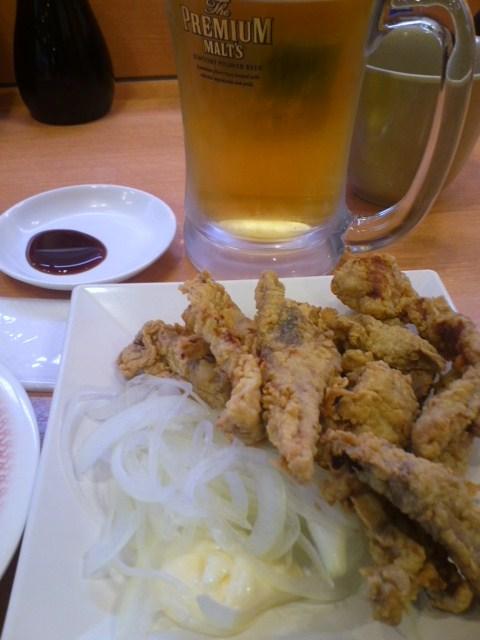 おひとりさまかっぱ寿司20141120