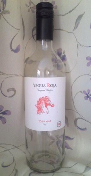 ジェーグワ・ロッハ ホワイト・ワイン2013