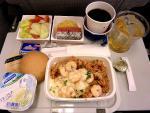 2012/4/29朝食 JL750便(ホーチミン-成田)にて