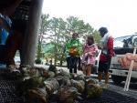 TATSUMI創業祭、黄金崎公園ビーチで好評開催!!(2012/6/9,10安良里)
