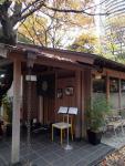 愛宕 TOKYO Trattoria T 店構え