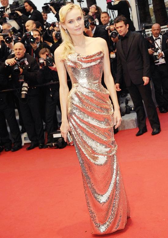 女神の美貌にクラクラ!ダイアン・クルーガー@2012年カンヌ国際映画祭