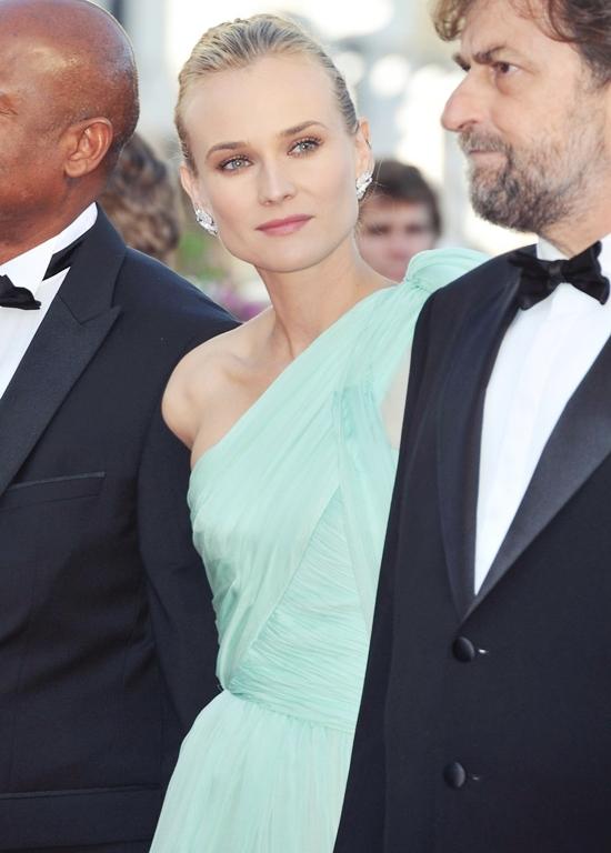 今年のカンヌはダイアン・クルーガーが凄い!ダイアン・クルーガー@2012カンヌ国際映画祭