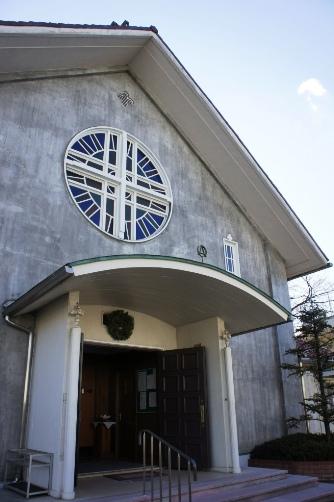 2013クリスマス 成城教会