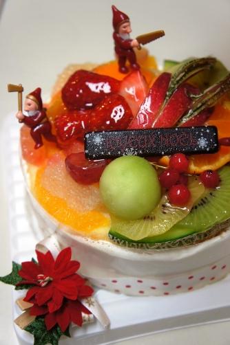 2013クリスマス ケーキ