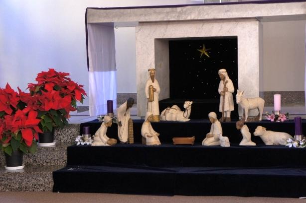2013クリスマス 成城教会①