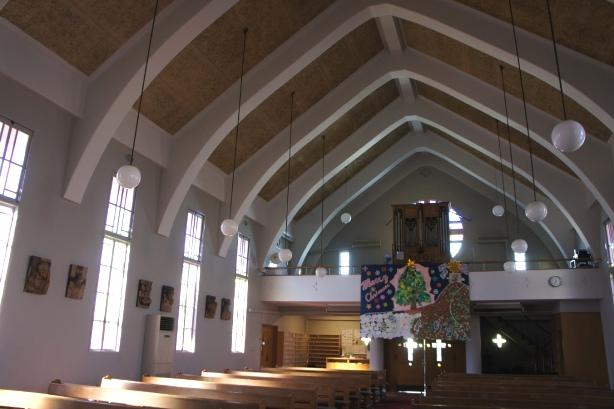 2013クリスマス 成城教会④