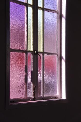 2013クリスマス 成城教会窓
