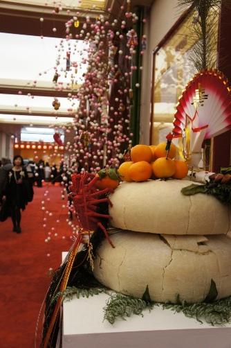 201401 歌舞伎座 ロビー