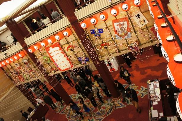 201401 歌舞伎座 大間