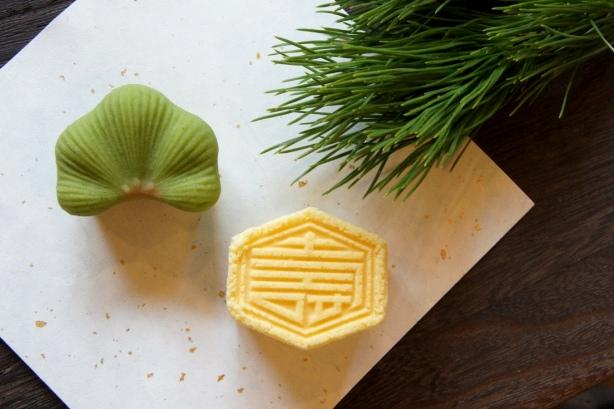 東宮 新年の和菓子 ②