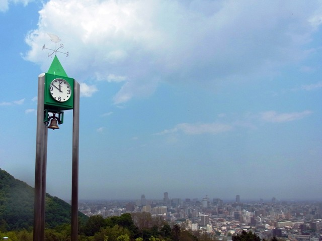 旭山記念公園にて_1