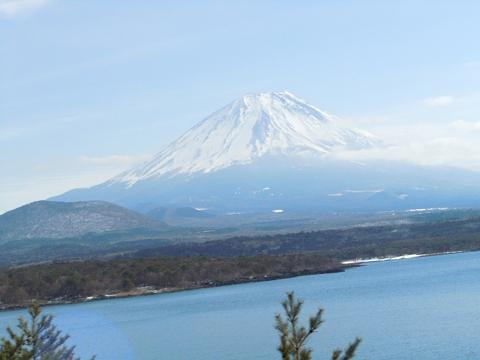 201302095本栖湖富士