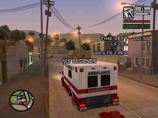 救急ミッション 農村部