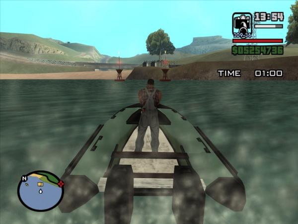 ボート教習所3