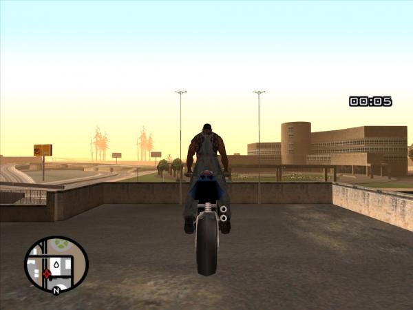 バイク教習所6