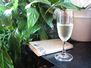 ワインと本to