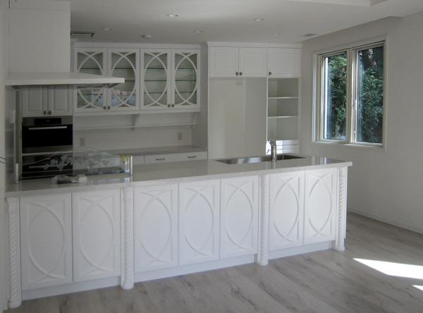 アニーズキッチン ホワイト キッチン