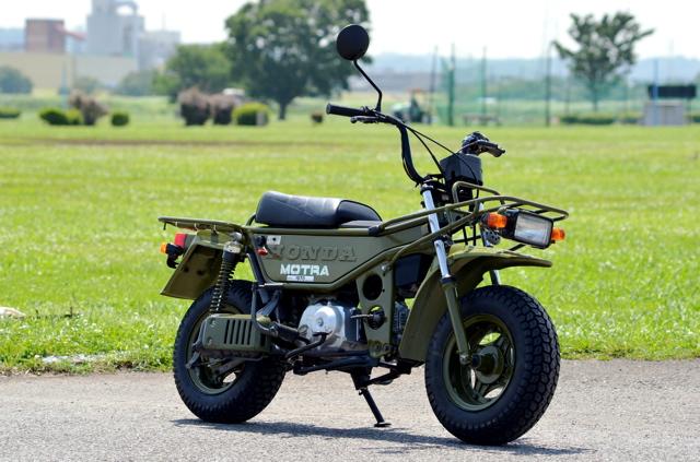 1982年 <b>ホンダ モトラ</b>です - バイクライター青木タカオの取材日記 W1SA <b>...</b>