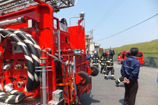 消防訓練4