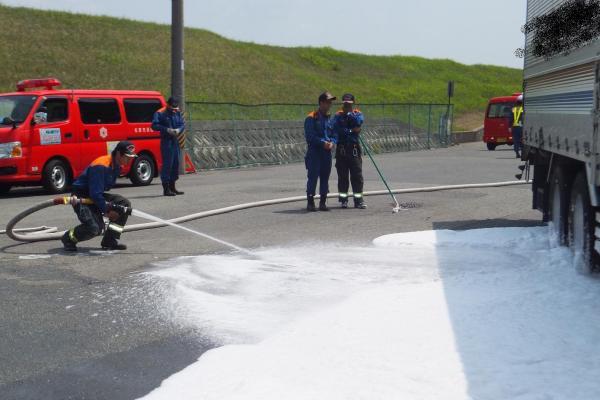 消防訓練6