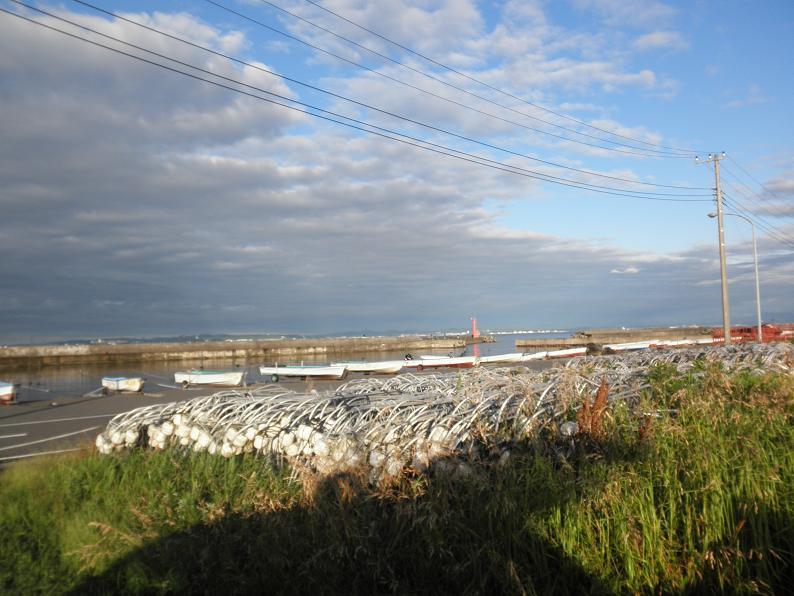 20120610釣り場到着