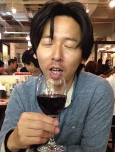 ワインと俺