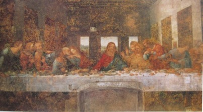 ダビンチ最後の晩餐