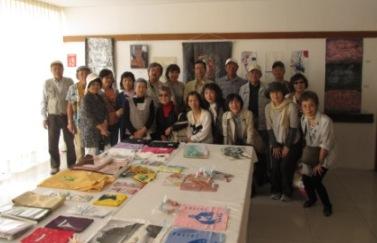 日本美術展19人の作家たち
