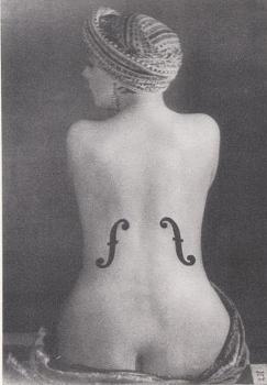 アングルのヴァイオリン