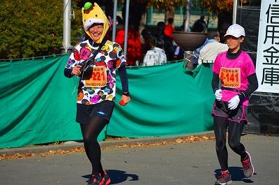川口市民マラソン 100