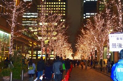 東京まちイルミ 022