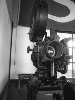 映写機-1