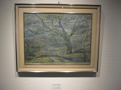 『水辺の樹』 15F 1992