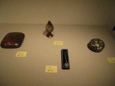 H24年11月やまぼうし工芸展 020