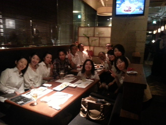 2012Party × Party.打ち上げ②