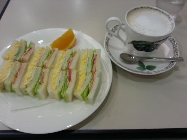 2012ボローニャ絵本原画展サンドイッチ