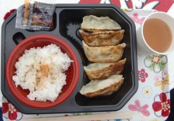 羽幌えびタコ焼き餃子