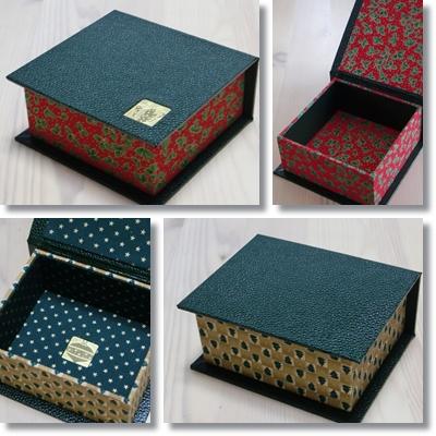 クリスマスの箱