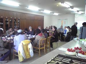 2012年12月20日食事風景1